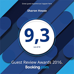 Booking Guest reviews Award